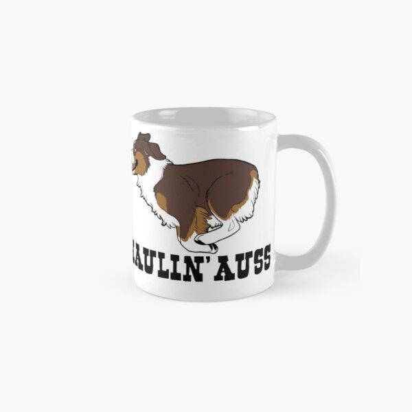 HAULIN' AUSS (red tri) Classic Mug