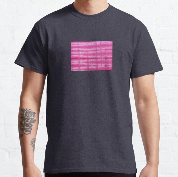 SKU568 Shibori Style - Fuschia 14 Classic T-Shirt