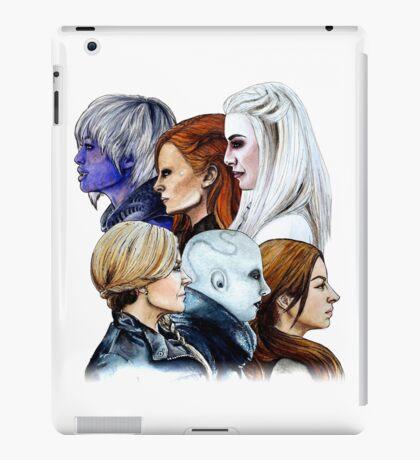 Women of Defiance iPad Case/Skin