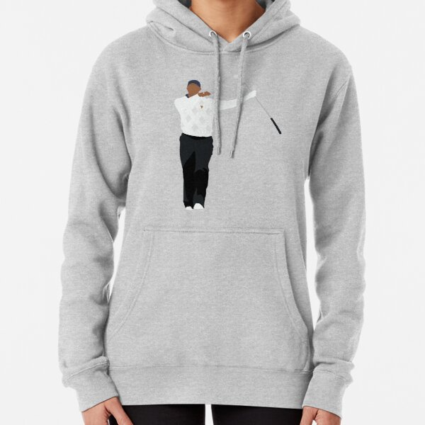 TIGER WOODS CLUB TWIRL   PRESIDENTS CUP GOLFER GIFT Pullover Hoodie