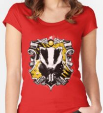 H Crest Women's Fitted Scoop T-Shirt