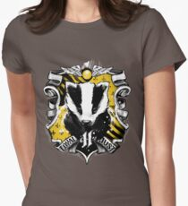 H Crest Womens Fitted T-Shirt