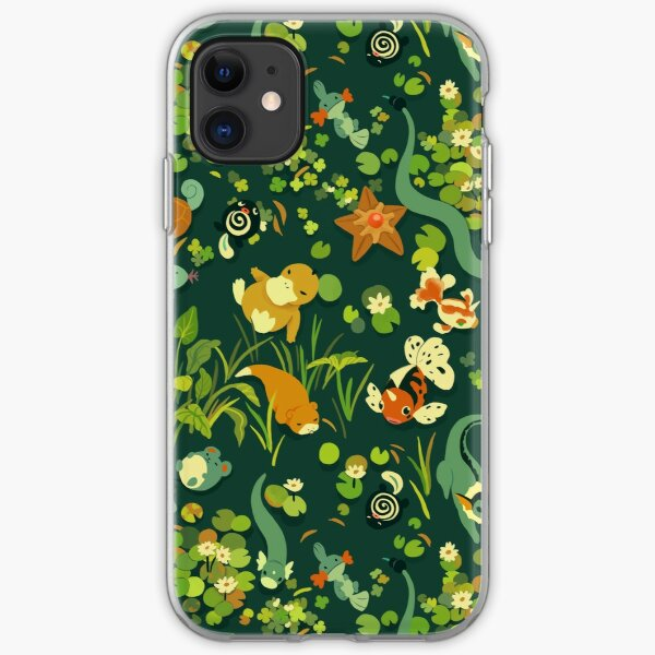 Whirlpool iPhone Soft Case