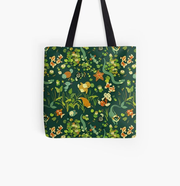 Whirlpool All Over Print Tote Bag