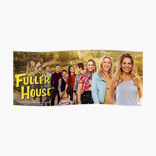 Fuller House Cast Poster