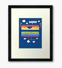 Equality Framed Print