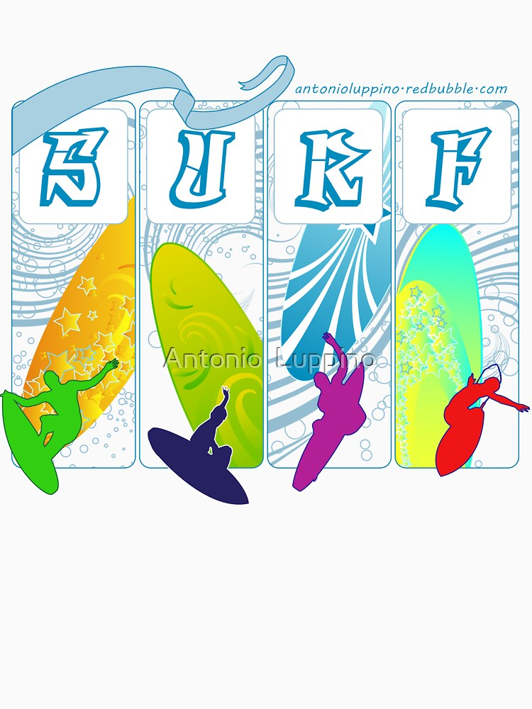 Surf - by antonioluppino