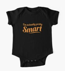 I'm actually pretty smart! Kids Clothes