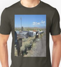 The road to Hualapai wash Unisex T-Shirt