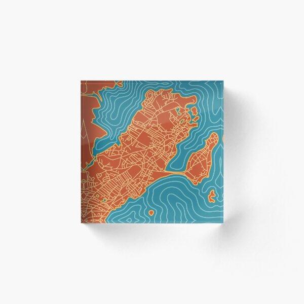 Marblehead Acrylic Block