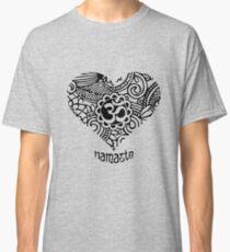 Yoga Heart Namaste Om Classic T-Shirt
