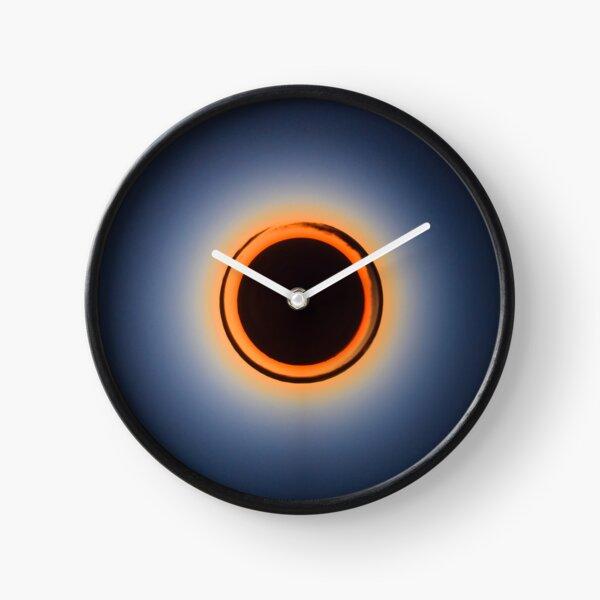 Circular Sunrise Clock