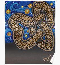 Golden Serpent Poster
