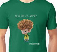 dennis mavis and jhonys son from hotel transylvania Unisex T-Shirt