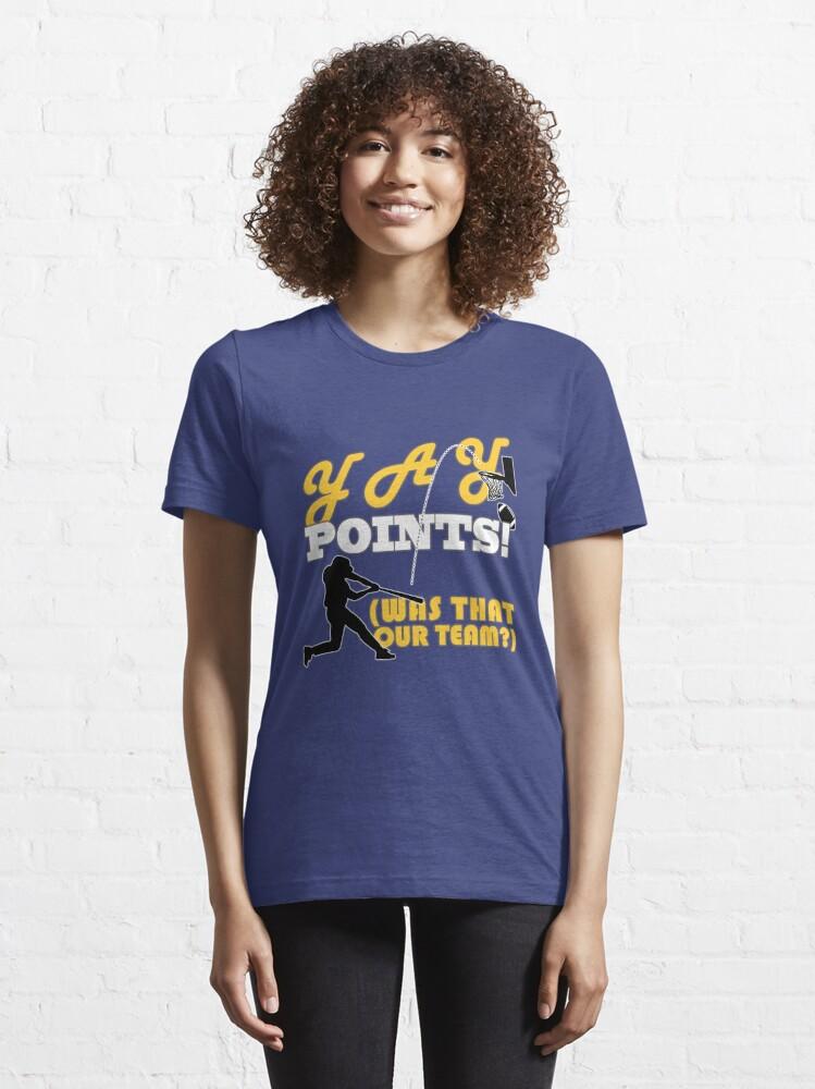 Alternate view of Sportless Wonder Essential T-Shirt
