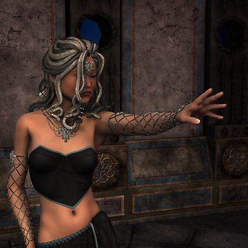 Medusa by Pendraia