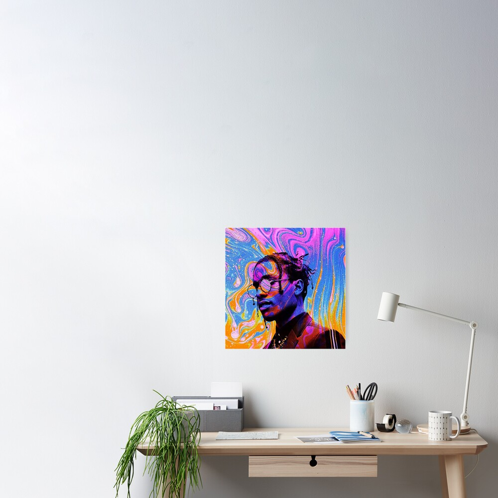 A$AP Tripping Poster