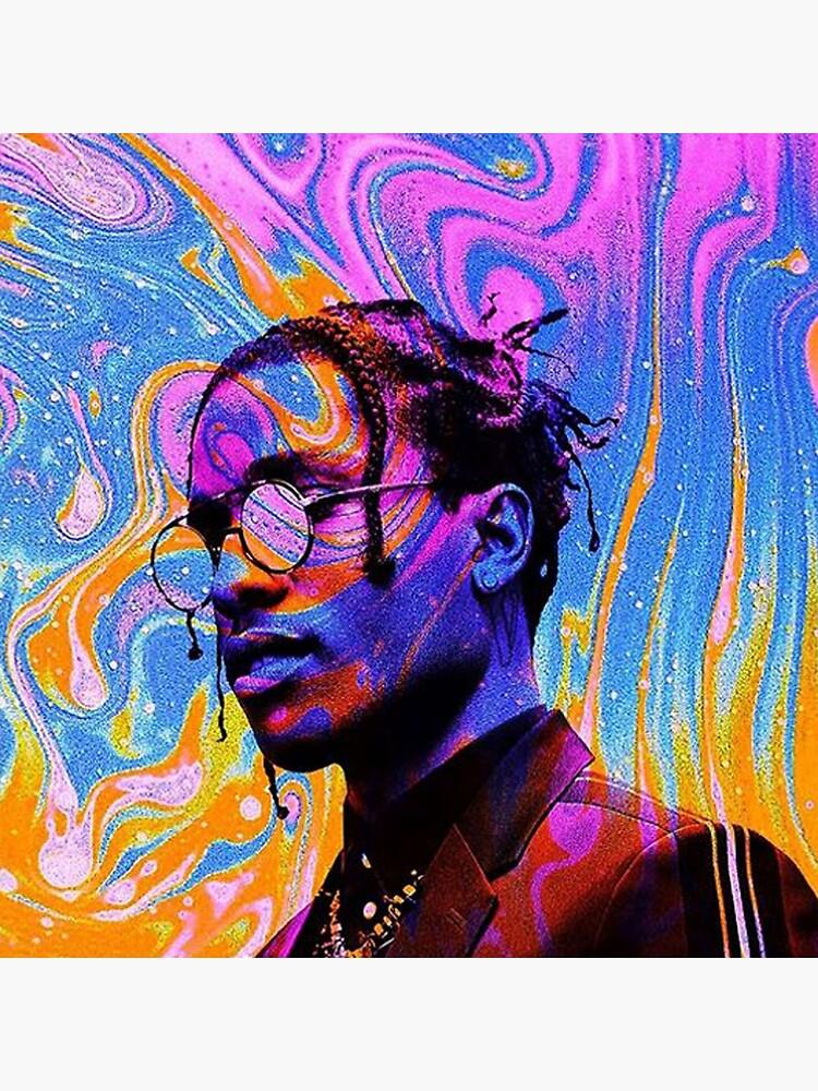 A$AP Tripping by JulieWarren9
