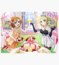 Love Live! School Idol Project - Bridesmaids Poster