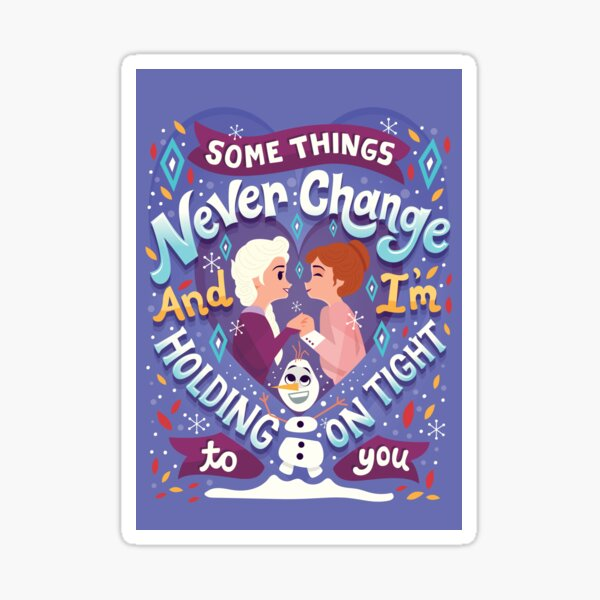 Some Things Sticker