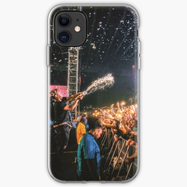 Juice Wrld Concert iPhone Soft Case