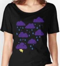Melbourne Weather Women's Relaxed Fit T-Shirt