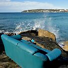 One Remains - The King of Chairs by Of Land & Ocean - Samantha Goode