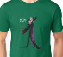 how great her dad is hotel transylvania 2 Unisex T-Shirt