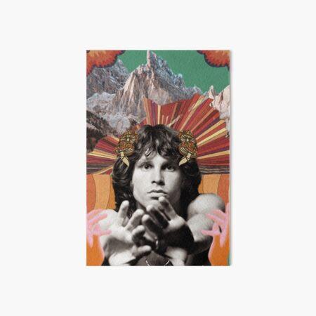 Jim Morrison Collage Poster Prints/Notebook Art Board Print