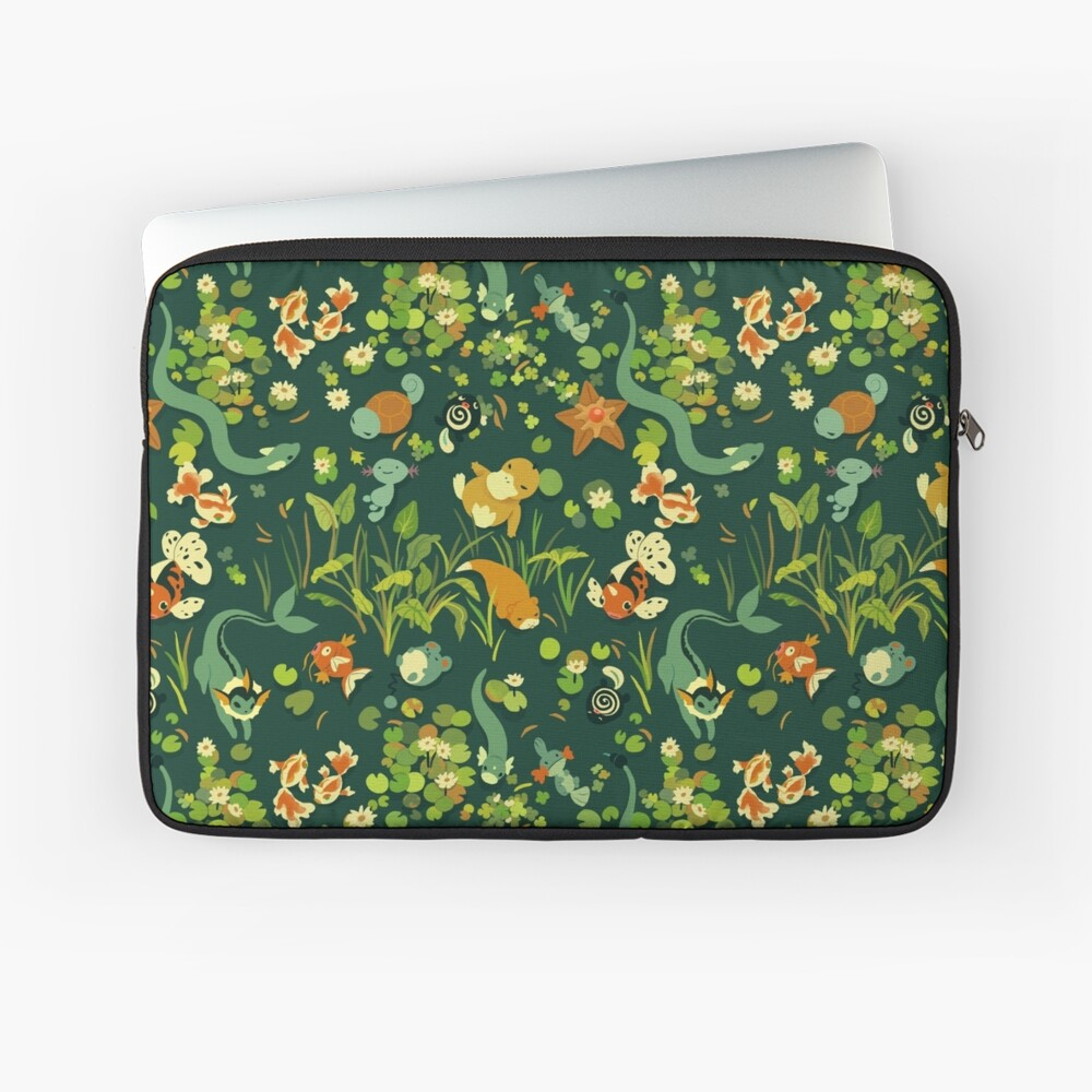 Whirlpool Laptop Sleeve Front