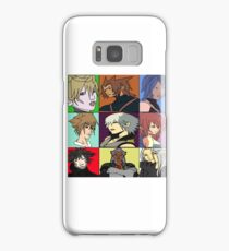 The Heros and Villians of Kingdom Hearts Samsung Galaxy Case/Skin