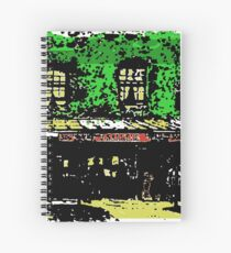Cuaderno de espiral Old Bookshop