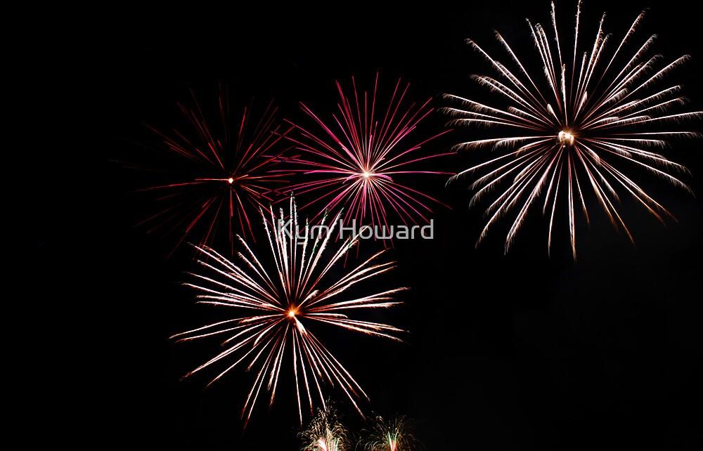 Fireworks by Kym Howard