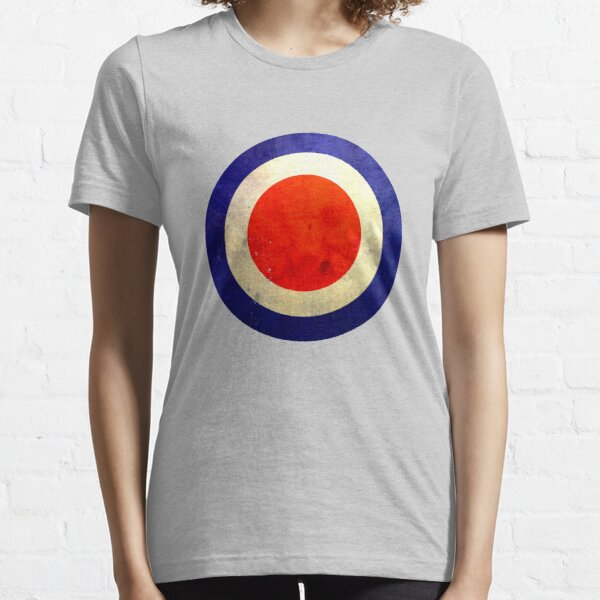 Sixties Mod Target Vintage Essential T-Shirt