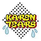 Karen tears by Beautifultd