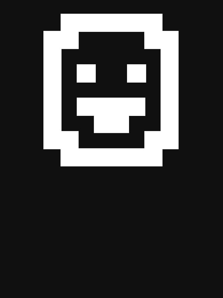 Dwarf Fortress: White   Unisex T-Shirt