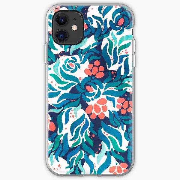 Free falling iPhone Soft Case