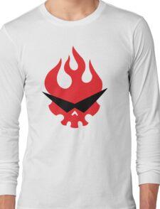Gurren Laggan: Black Glasses Long Sleeve T-Shirt
