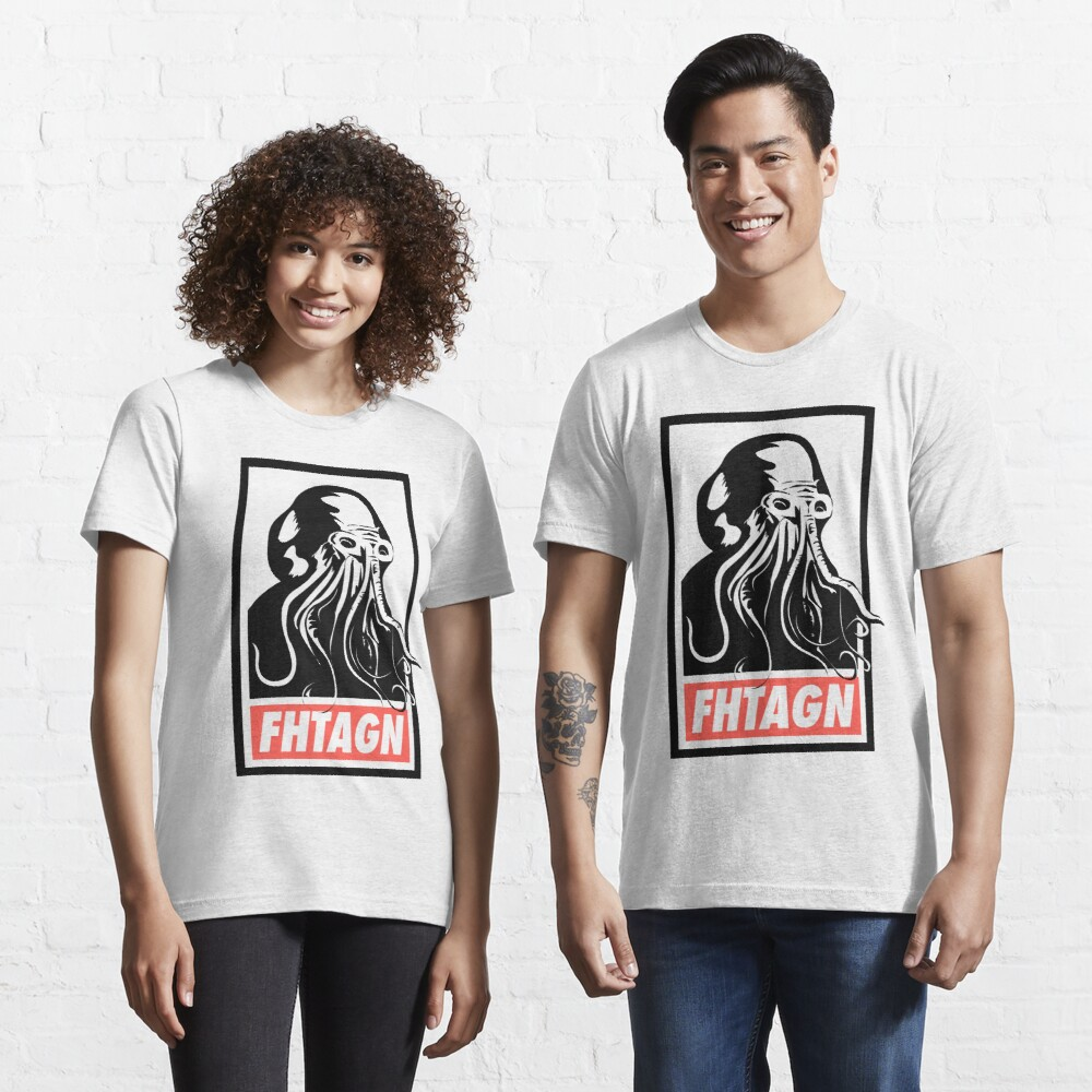 Cthulhu Fhtagn Essential T-Shirt