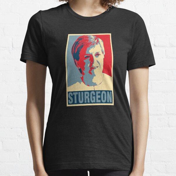 Nicola Sturgeon Anti Brexit Essential T-Shirt