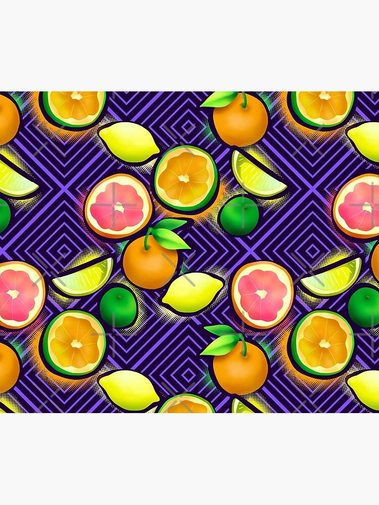 Lemonade geo violet by nobelbunt