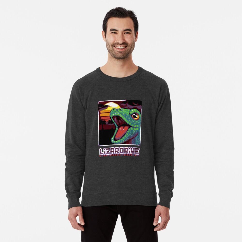 Sweatshirt léger «LIZARDRIVE»