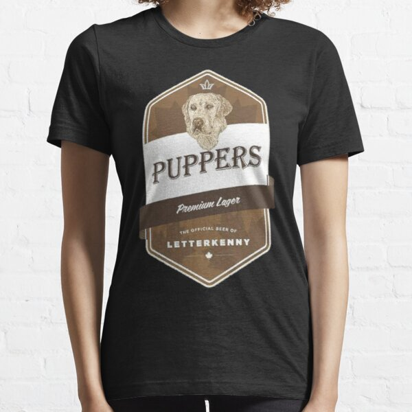 puppers beer Essential T-Shirt