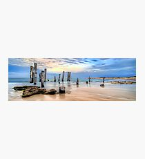 Moods Of Port Wilunga Panorama Photographic Print