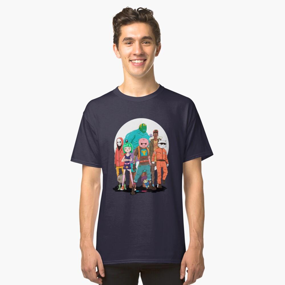 MAD SQUAD by Fran Ferriz Camiseta clásica