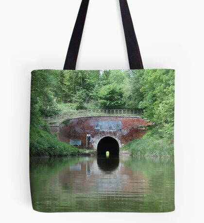 Bruce Tunnel Tote Bag
