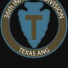 36th Infantry Texas National Guard by jcmeyer