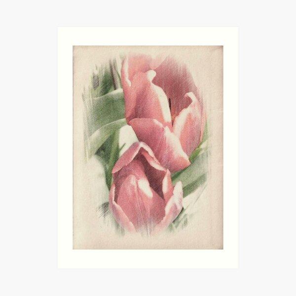 Beau de Fleur ©  Art Print