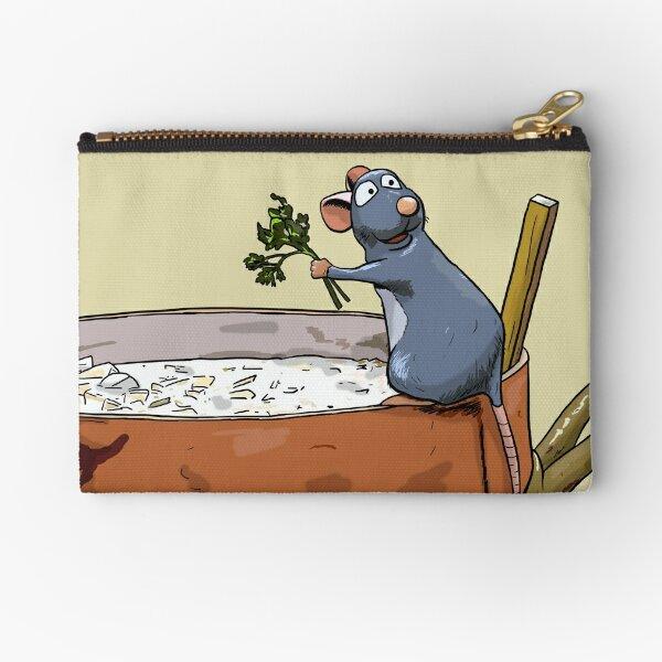 Ratatouille Zipper Pouch
