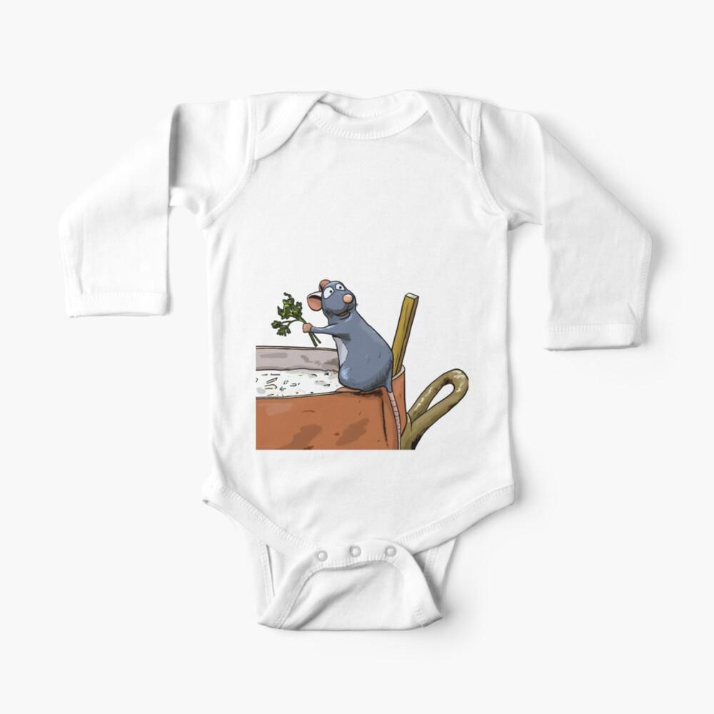 Ratatouille Baby One-Piece